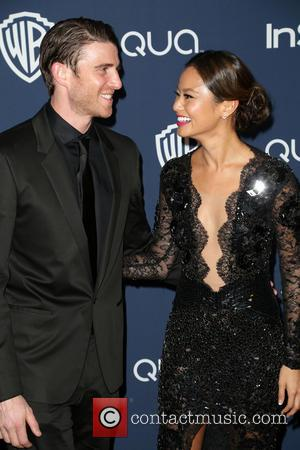 Bryan Greenberg and Jamie Chung - 15th Annual Warner Bros and InStyle Golden Globe Awards After Party - Arrivals held...