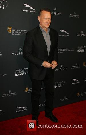 Tom Hanks - BAFTA 2014 Awards Season Tea Party held at the Four Seasons Hotel in Beverly Hills, California 11-1-2014...