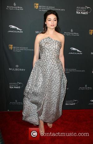 Crystal Reed - BAFTA 2014 Awards Season Tea Party held at the Four Seasons Hotel in Beverly Hills, California 11-1-2014...