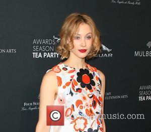 Sarah Gadon - BAFTA 2014 Awards Season Tea Party held at the Four Seasons Hotel in Beverly Hills, California 11-1-2014...