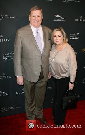 Ken Howard and Linda Fetters - BAFTA 2014 Awards Season Tea Party held at the Four Seasons Hotel in Beverly...