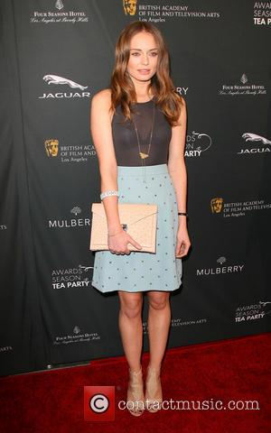 Laura Haddock - BAFTA 2014 Awards Season Tea Party held at the Four Seasons Hotel in Beverly Hills, California 11-1-2014...