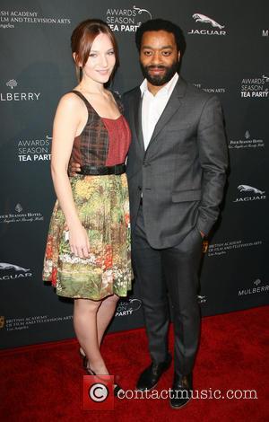 Sari Mercer and Chiwetel Ejiofor