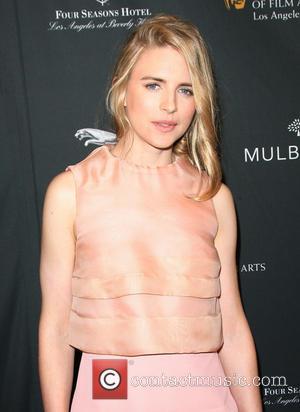 Brit Marling - BAFTA 2014 Awards Season Tea Party held at the Four Seasons Hotel in Beverly Hills, California 11-1-2014...