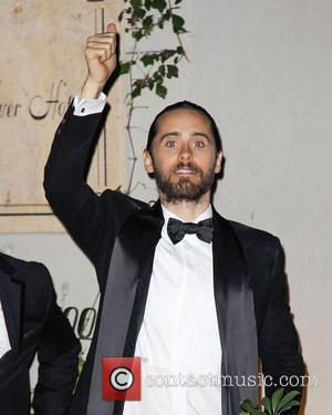 Jared Leto - 71st Annual Golden Globe Awards afterparty held at Sunset Towers - Outside Arrivals - West Hollywood, California,...