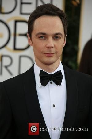 Jim Parsons - 71st Annual Golden Globes - Red Carpet Arrivals - London, United Kingdom - Sunday 12th January 2014
