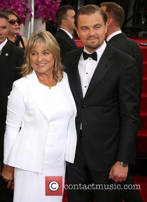 Leonardo Dicaprio and Irmelin Indenbirken