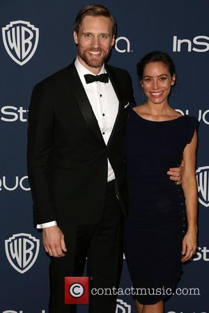 Teddy Sears and Melissa Sears - Celebrities attend the 15th Annual Warner Bros And InStyle Golden Globe Awards After Party...