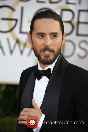 Jared Leto - 71st Annual Golden Globe Awards held at The Beverly Hilton Hotel  - Red Carpet Arrivals -...