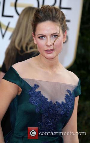 Rebecca Ferguson - 71st Annual Golden Globe Awards held at The Beverly Hilton Hotel  - Red Carpet Arrivals -...