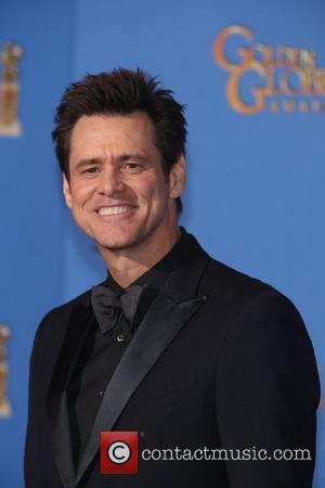 Jim Carrey - 71st Annual Golden Globes - Press Room - Los Angeles, United Kingdom - Sunday 12th January 2014