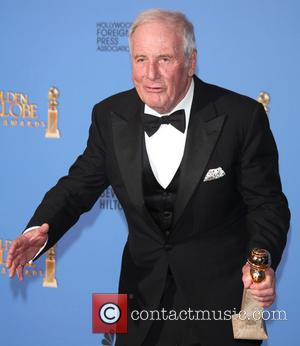 Jerry Weintraub - 71st Annual Golden Globes - Press Room - Los Angeles, California, United States - Sunday 12th January...