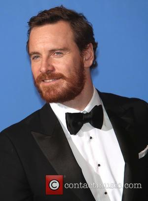 Michael Fassbender - 71st Annual Golden Globes - Press Room - Los Angeles, California, United States - Sunday 12th January...