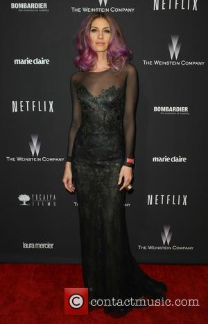 Dawn Olivieri - The Weinstein Company & Netflix 2014 Golden Globes after party held at The Old Trader Vic's inside...