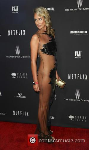Lady Victoria Herve - The Weinstein Company & Netflix 2014 Golden Globes after party held at The Old Trader Vic's...