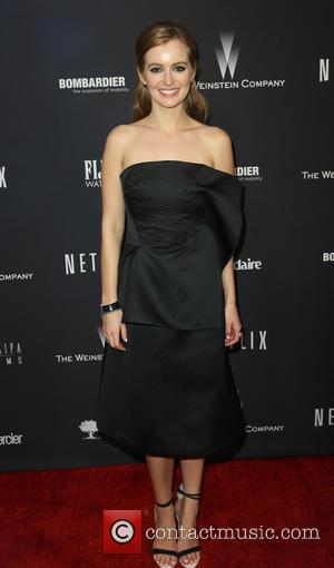 Ahna O'Reilly - The Weinstein Company & Netflix 2014 Golden Globes after party held at The Old Trader Vic's inside...
