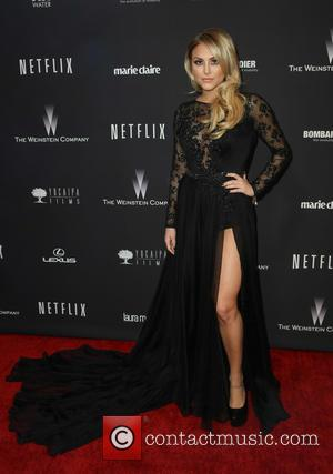 Cassie Scerbo - The Weinstein Company & Netflix 2014 Golden Globes after party held at The Old Trader Vic's inside...
