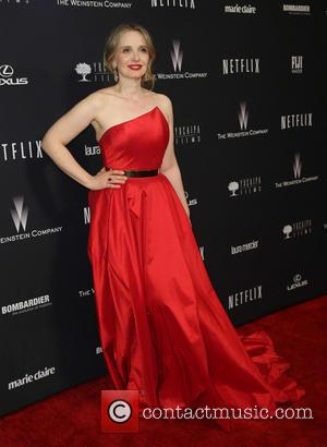 Julie Delpy - The Weinstein Company & Netflix 2014 Golden Globes after party held at The Old Trader Vic's inside...