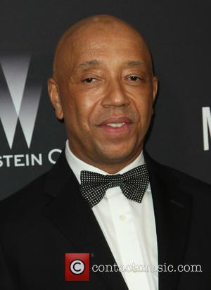 Russel Simmons - The Weinstein Company & Netflix 2014 Golden Globes after party held at The Old Trader Vic's inside...