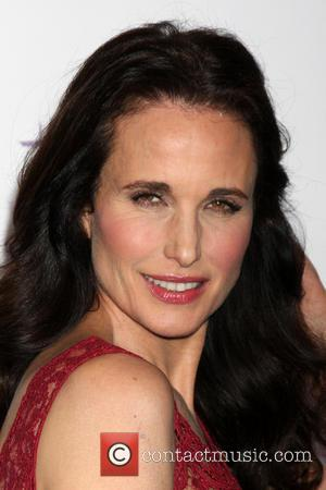 Andie MacDowell - Hallmark Television Critics Association Winter 2014 Party at the historic Huntington Library - San Marino, California, United...