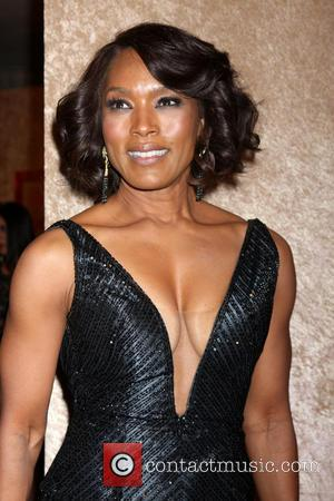 Angela Bassett - HBO Golden Globe Awards 2014 After Party held at Circa 55 - Red Carpet Arrivals - Beverly...