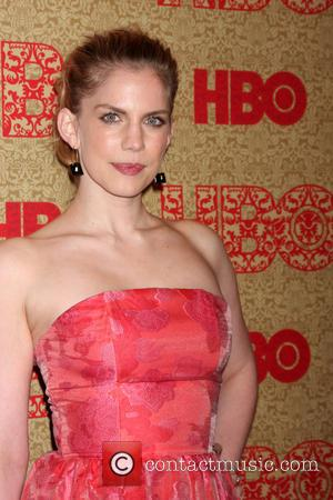 Anna Chlumsky - HBO Golden Globe Awards 2014 After Party held at Circa 55 - Red Carpet Arrivals - Beverly...