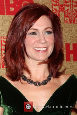 Carrie Preston - HBO Golden Globe Awards 2014 After Party held at Circa 55 - Red Carpet Arrivals - Beverly...
