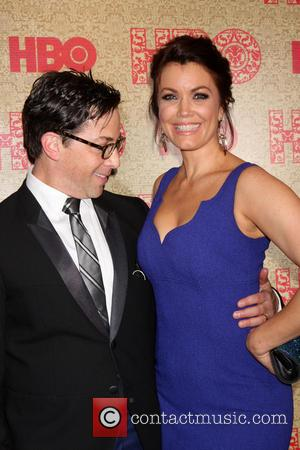 Dan Bucatinsky and Bellamy Young - HBO Golden Globe Awards 2014 After Party held at Circa 55 - Red Carpet...