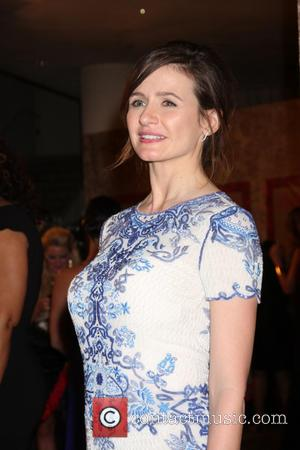 Emily Mortimer - HBO Golden Globe Awards 2014 After Party held at Circa 55 - Red Carpet Arrivals - Beverly...