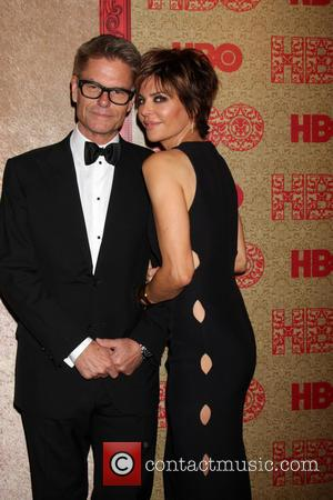 Harry Hamlin and Lisa Rinna - HBO Golden Globe Awards 2014 After Party held at Circa 55 - Red Carpet...