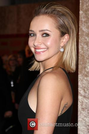 Hayden Panettiere Talks Ukrainian Political Unrest - Oh, And Wedding Gowns