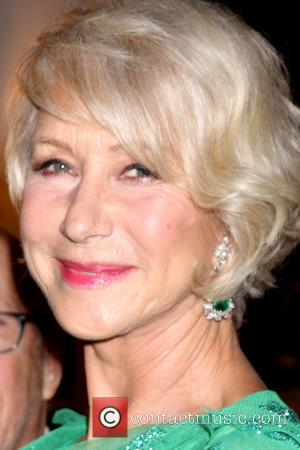Helen Mirren Honored With Harvard's Hasty Pudding Woman Of The Year Award