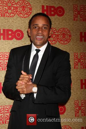 Hill Harper - HBO Golden Globe Awards 2014 After Party held at Circa 55 - Red Carpet Arrivals - Beverly...