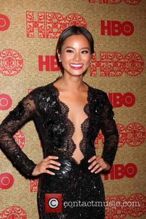 Jamie Chung - HBO Golden Globe Awards 2014 After Party held at Circa 55 - Red Carpet Arrivals - Beverly...