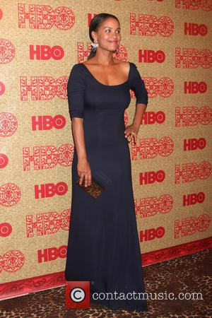 Joy Bryant - HBO Golden Globe Awards 2014 After Party held at Circa 55 - Red Carpet Arrivals - Beverly...