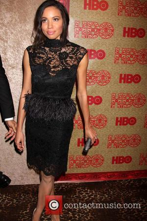Jurnee Smollett-Bell - HBO Golden Globe Awards 2014 After Party held at Circa 55 - Red Carpet Arrivals - Beverly...
