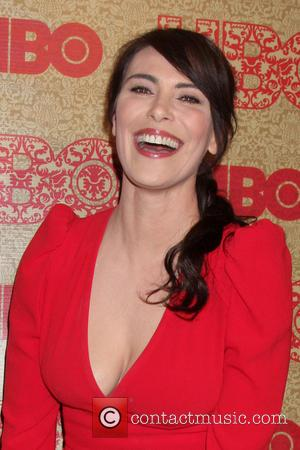 Michelle Forbes - HBO Golden Globe Awards 2014 After Party held at Circa 55 - Red Carpet Arrivals - Beverly...