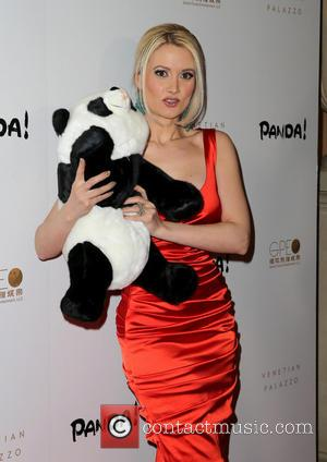 Holly Madison - Panda! World Premiere Event at The Venetian - The Palazzo Las Vegas - Las Vegas, Nevada, United...
