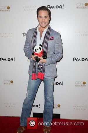Josh Strickland - Panda! World Premiere Event at The Venetian - The Palazzo Las Vegas - Las Vegas, Nevada, United...