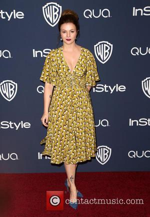 Amber Tamblyn - 15th Annual Warner Bros and InStyle Golden Globe Awards After Party - Arrivals held at the Oasis...