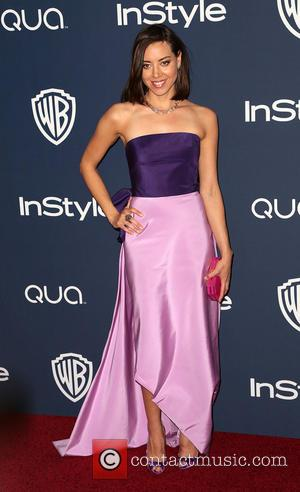 Aubrey Plaza - 15th Annual Warner Bros and InStyle Golden Globe Awards After Party - Arrivals held at the Oasis...