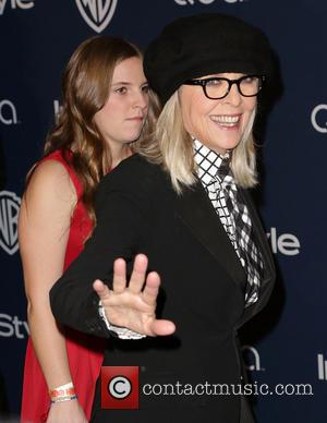 Golden Globe Awards, Diane Keaton, Beverly Hilton Hotel