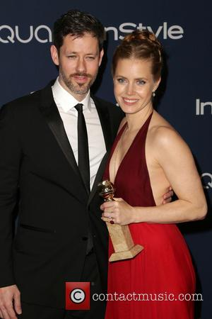 Darren Le Gallo and Amy Adams - 15th Annual Warner Bros and InStyle Golden Globe Awards After Party - Arrivals...