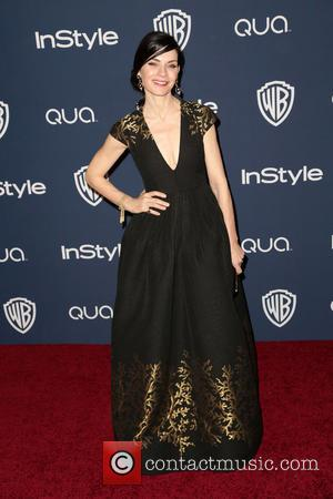 Julianna Margulies - 15th Annual Warner Bros and InStyle Golden Globe Awards After Party - Arrivals held at the Oasis...