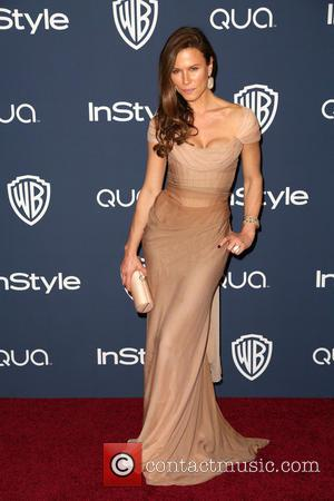 Rhona Mitra - 15th Annual Warner Bros and InStyle Golden Globe Awards After Party - Arrivals held at the Oasis...