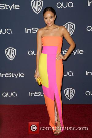 Ashley Madekwe - 15th Annual Warner Bros and InStyle Golden Globe Awards After Party - Arrivals held at the Oasis...