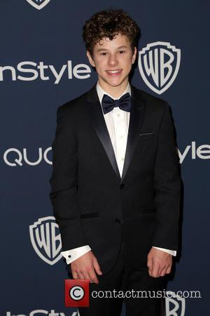 Nolan Gould - 15th Annual Warner Bros and InStyle Golden Globe Awards After Party - Arrivals held at the Oasis...