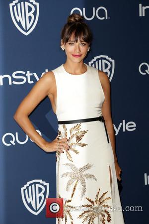 Rashida Jones - 15th Annual Warner Bros and InStyle Golden Globe Awards After Party - Arrivals held at the Oasis...