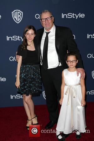 Ed O'Neill and family - 15th Annual Warner Bros and InStyle Golden Globe Awards After Party - Arrivals held at...