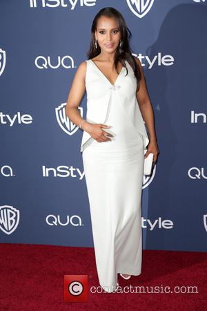 Golden Globe Awards, Kerry Washington, Beverly Hilton Hotel
